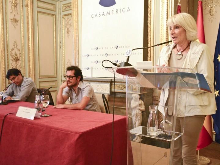 Casa de América acoge la presentación del último Premio de Relatos