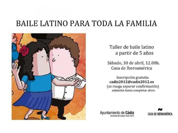 Baile latino para todos los p blicos casa de iberoam rica for Para todos los publicos