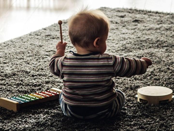 Vive la música con tu bebé
