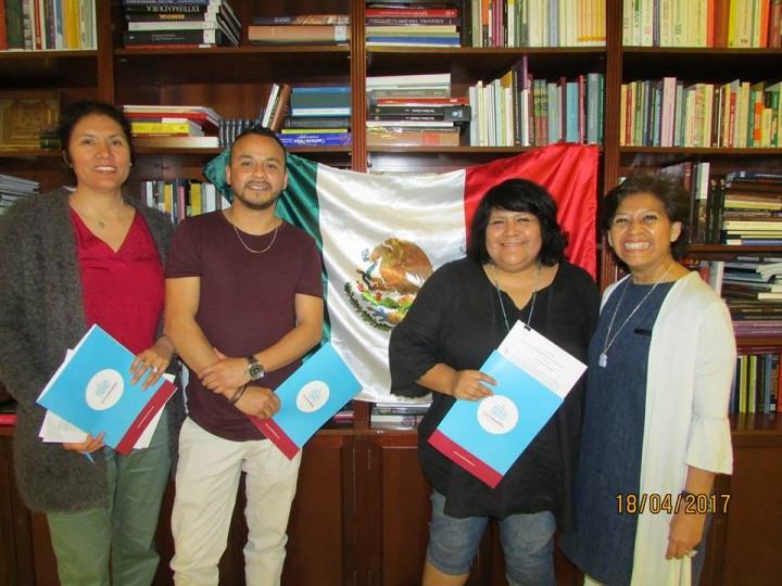 Nace 'Ollín', la Asociación de Mexicanos de Andalucía
