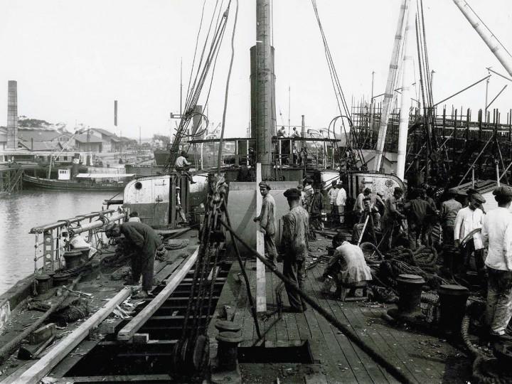 'Tiempos de amarras': el encuentro de Cádiz y Montevideo