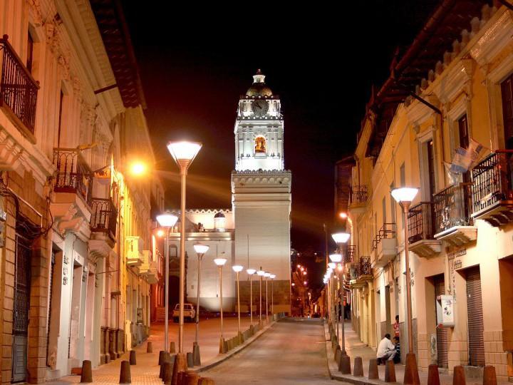 Cádiz se hermanará con la ciudad de Quito