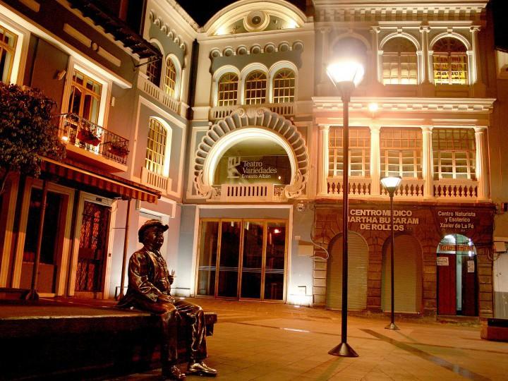 Los alcaldes de Quito y Cádiz firmarán mañana el hermanamiento entre ambas ciudades