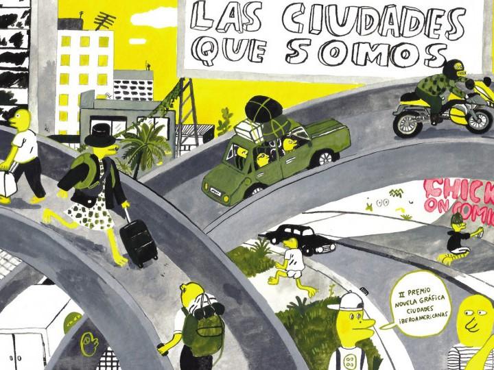 Convocado el III Premio de Novela Gráfica Ciudades Iberoamericanas