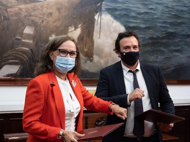 Un acuerdo con vocación municipalista e iberoamericana