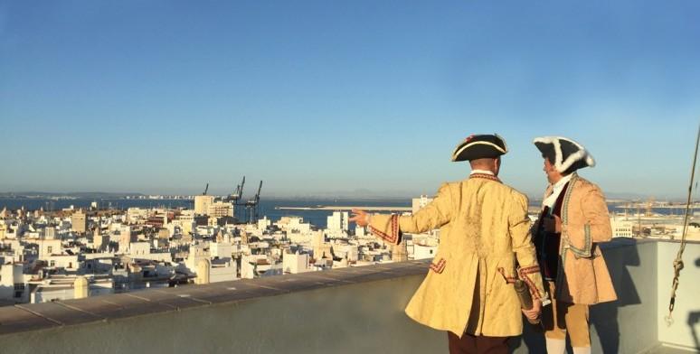 Todo pasa por Cádiz... desde hace tres siglos